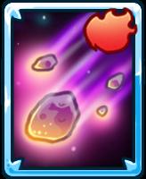 Card meteorstrike