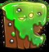 Slime faction shield