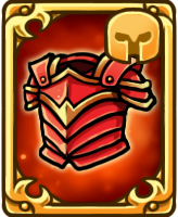 Card scarletarmor