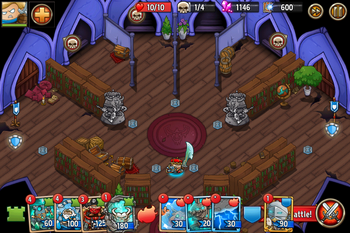 Tower of the Minotaur King (Level 29)