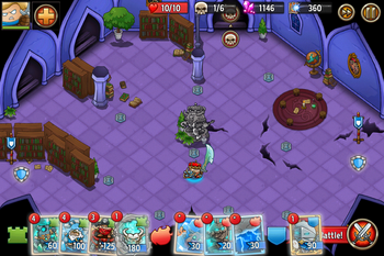 Tower of the Minotaur King (Level 37)