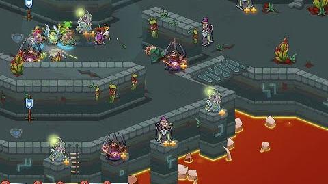 Crazy Kings - Ruins of the Serpent King level 29