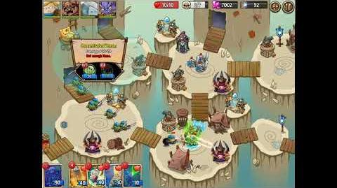Orc Treetops Level 34