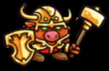 Minotaur royalmailhoof