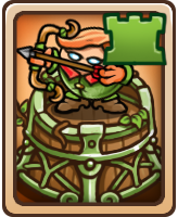 Card archer