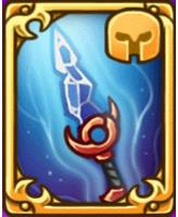 Card crystalline