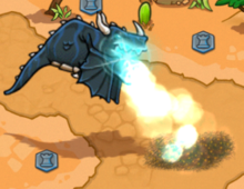 Black Dragon Appearance