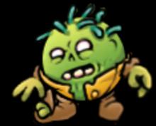Undead zombie-0