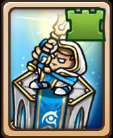Card toweroflight