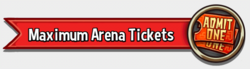 Max arena tickets