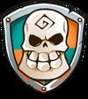 Undead faction shield