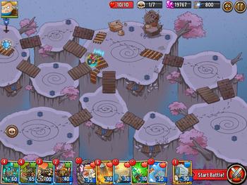 Ancient Treetrunk (Level 10)