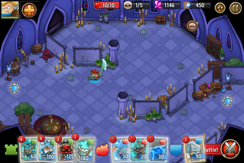 Tower of the Minotaur King (Level 46)