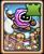 Card snowballtower