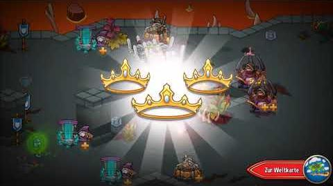 Ruins of the Serpent King (Level 19) - Crazy Kings