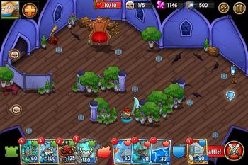 Secret Garden of the Minotaur King