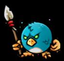 Bird brawler