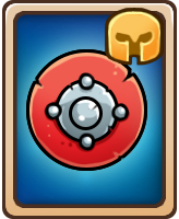 Card roundshield