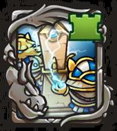 Card prism