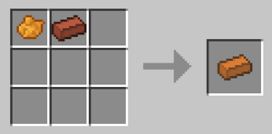 Lightened brick recipe