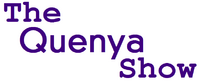 The Quenya Show Logo