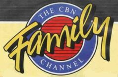 The CBN Family Channel Logo