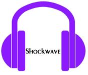 Shockwave headphones Logo
