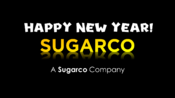 SUGARCO 2nd Logo Happy New Year