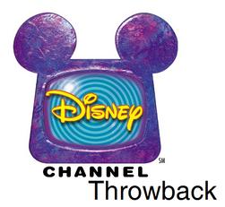 Disney Channel Throwback Logo