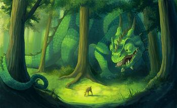 Megachameleon