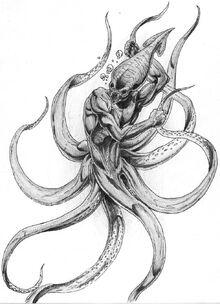 Squidman by skorp77