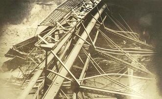 Freedom Bridge collapse