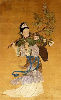Magu the Hemp Goddess