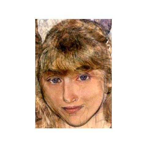 An early depiction of Jewel Dikyr