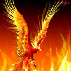 Flamo - God of fire