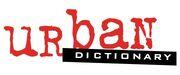 Urban dictionary -- logo