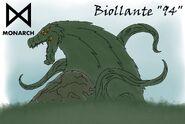 Monsterverse biollante by lionpatriot dd80rej-fullview