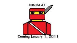 My Ninjago Logo