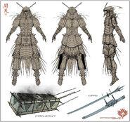 DW III Yamiten Orthos by Hideyoshi