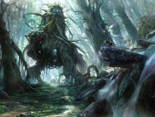 God of the forest by noah kh