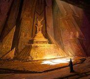 Wraith shrine