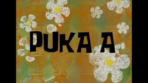 SpongeBob Music Puka A