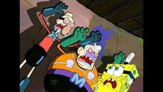 SpongeBob Music Abject Terror