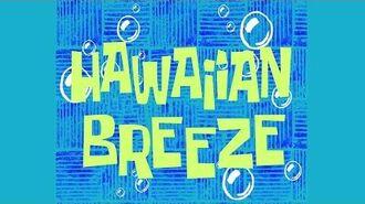 SpongeBob Music Hawaiian Breeze (Remastered)