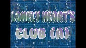SpongeBob Music Lonely Heart's Club (a)
