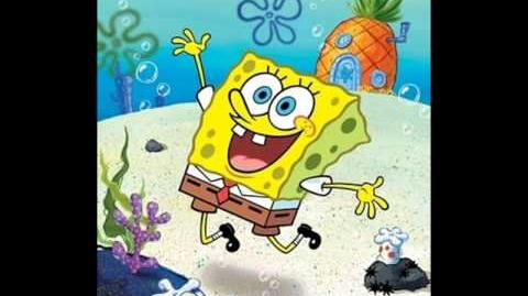 SpongeBob SquarePants Production Music - Botany Bay (b)