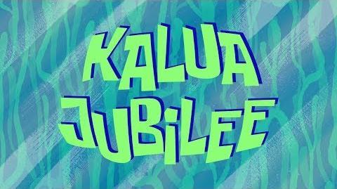 SpongeBob Music Kalua Jubilee