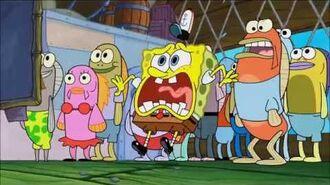 SpongeBob Music - Dramatic Cue (e)
