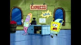 SpongeBob Music Shoppers World