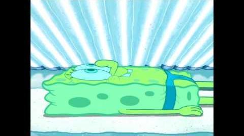 SpongeBob Music Tiki Rapido